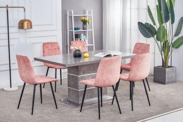 Beneton Marble Fixed Table