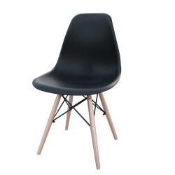 Black Copenhagen Chair
