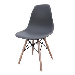 Grey Copenhagen Chair
