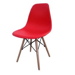 Red Copenhagen Chair