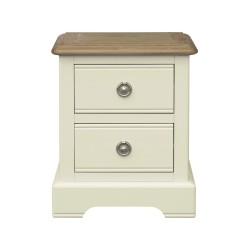 Meghan Oak Bedside Locker