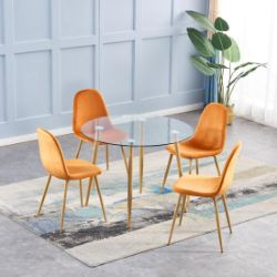 Oslo Round Table & Chairs
