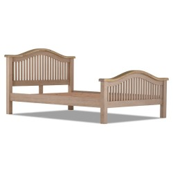 Salou 4ft6 Curved Bed