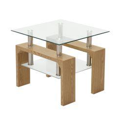 Tivoli Oak Side Table