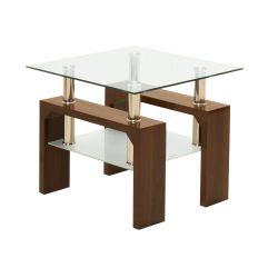 Tivoli Walnut Side Table