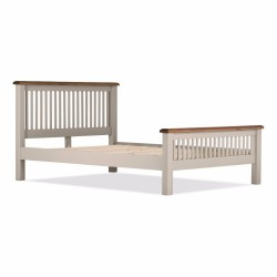 Victor 4ft6 Slatted Bed