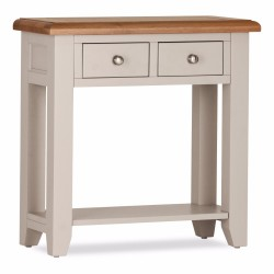 Victor 2 Drawer Console