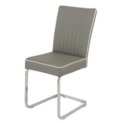 Bamber Dining Chair Grey 2